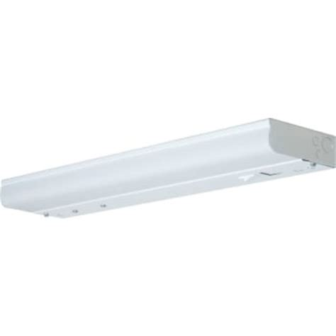 24 quot fluorescent undercabinet fixture with switch direct