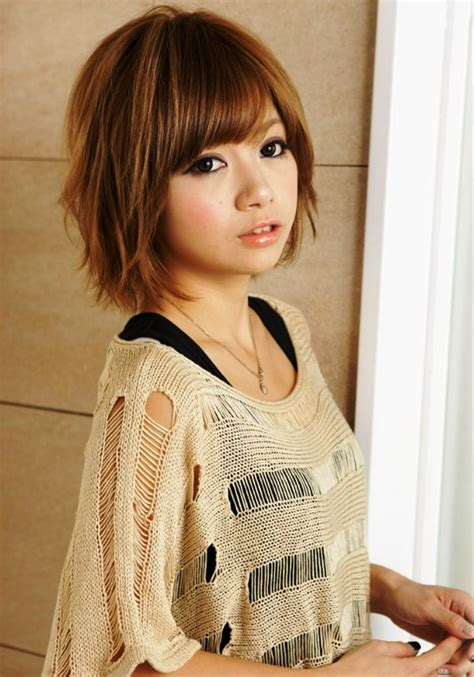 pictures of new short japanese hairstyle