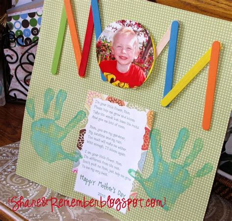 mothers day ideas from preschoolers s day projects for preschoolers 933
