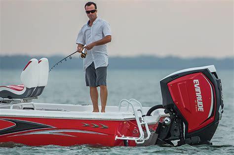 New Evinrude E-tec G2 Outboards