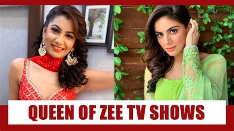 Sriti Jha Vs Shraddha Arya Who Is The Queen Of Zee Tv