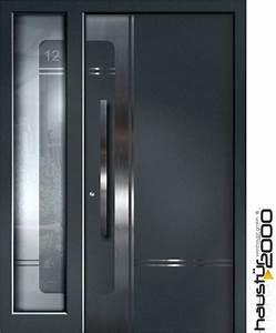 Haustüren Mit Viel Glas : aluminium haust ren ~ Michelbontemps.com Haus und Dekorationen