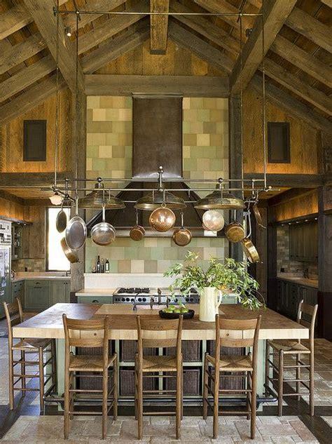 beautiful rustic kitchens beautiful rustic kitchen architecture pinterest