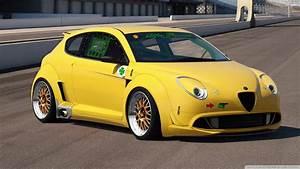 Alfa Romeo Mito Racing 4k Hd Desktop Wallpaper For 4k