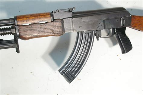 I never met another person born with clubbed feet. Yugoslavian RPK (Zastava M72) - Collector's Source ...
