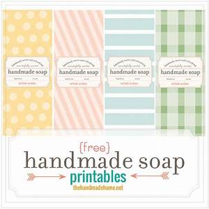 Make your own soap our fave recipes free printables for How to print your own labels at home