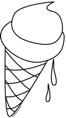 ice cream coloring pages ice cream social  birthday