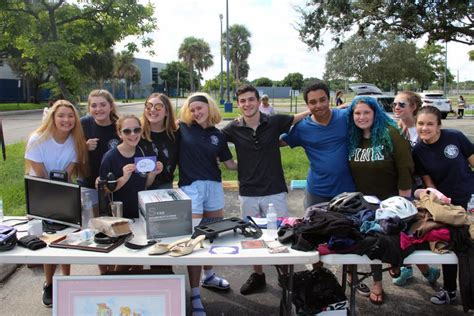 sell stuff jp taravella semi annual garage sale tamarac talk