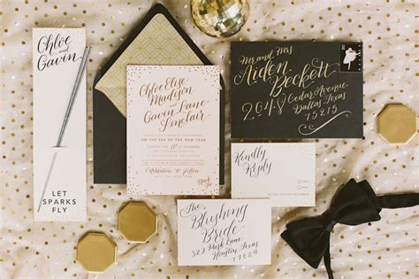 sparkly  years eve celebration inspiration green
