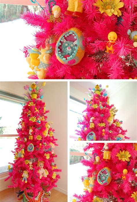 year  christmas tree decorating ideas  treetopia