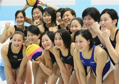 水球 女子 高校