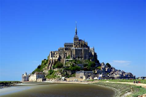 mont michel normandie mont michel lower normandy travelicious