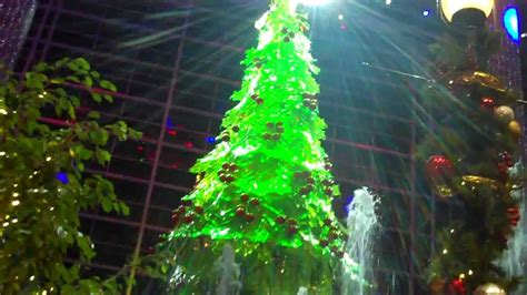 national harbor tree lighting ceremony at