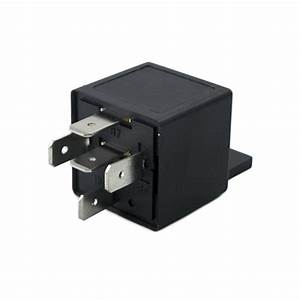 5 Pin 12v Spdt Automotive Relay 30a  Change Over  87  87a