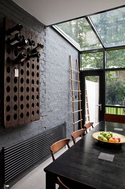 exposed brick wall designs giving great   modern