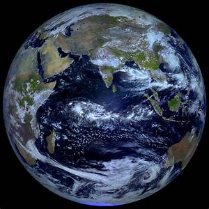 Electro-L's Fully Lit View of Planet Earth at the Autumnal ...
