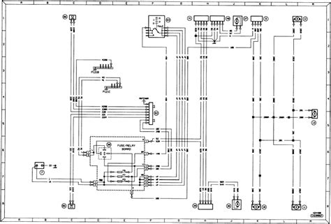Peugeot 3008 Towbar Wiring Diagram by Peugeot 205 Diagram 3a Typical Ancillary Circuits