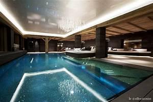 vacances un chalet autrichien typique aux prestations With chalet montagne avec piscine interieure