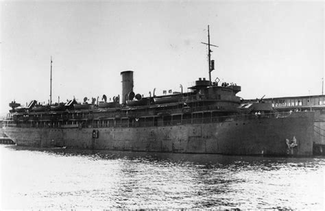 German U Boats Sunk American Ships by Dorchester American Troop Transport Ships Hit By