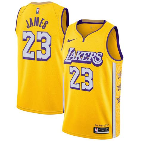 Outside of the utah jazz, toronto raptors and the dope miami heat 'miami vice' jerseys, every other nba club updated or refreshed their alternate jerseys. NBA City Edition 2019: Here's the new Los Angeles Lakers ...