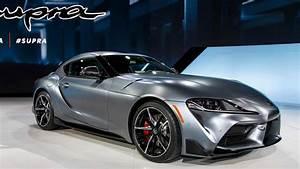 2020 Toyota Supra Offers Four