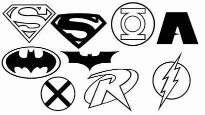 Superhero Logos Emblem Justice Hero Symbols Wallpapers