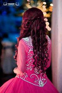 LAtest Hair Style For Young Girls Bridals Wedding