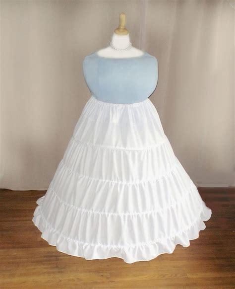 hoop skirt dressed  girl