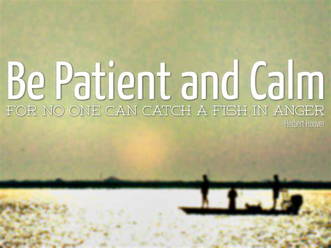 quotes  fishing  patience quotesgram