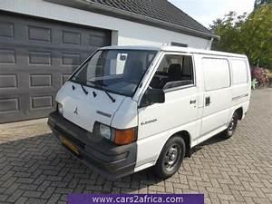 Mitsubishi L300 2 5 D  63834