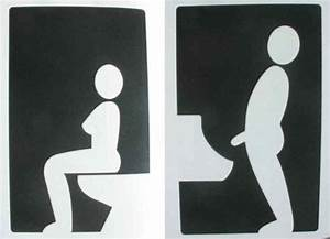114 best images about toilet notices on pinterest for Men and women bathroom symbols