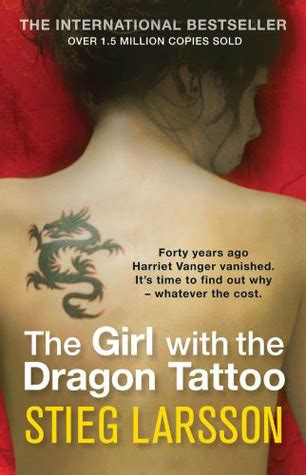 girl   dragon tattoo millennium   stieg larsson