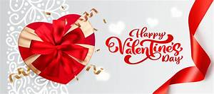 happy valentines day typography vector design for greeting