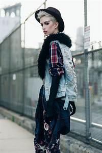 """Le Grunge"" by Raul Singson for fashiongrunge.com ..."