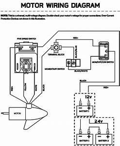 Minn Kota 5 Speed Switch 2884026 Inside Foot Pedal Wiring Diagram Within Minn Kota Foot Pedal