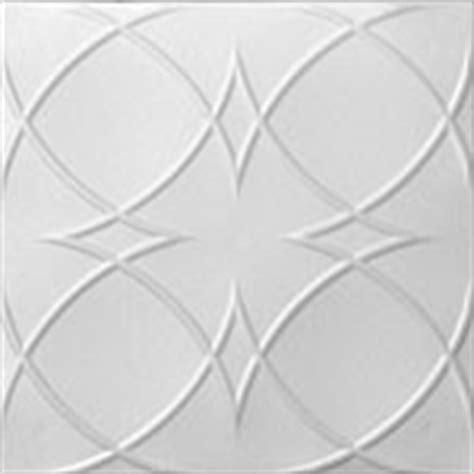 styrofoam ceiling tiles or panels for easy diy glue up