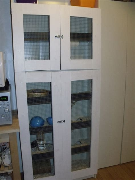 Reused Kitchen Cabinets by Billy Rat Cage Ikea Hackers Ikea Hackers