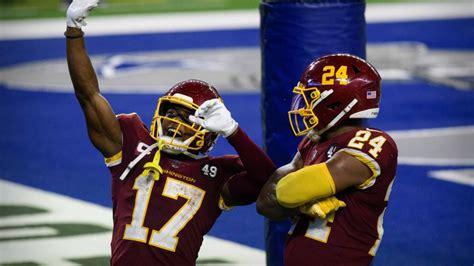 NFL Week 12 PFF ReFocused: Washington Football Team 41 ...