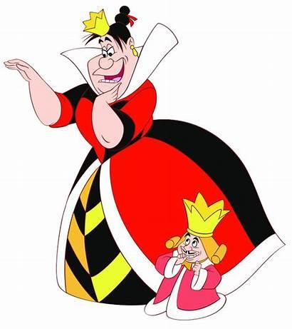 Queen Clip Hearts King Clipart Heart Disney