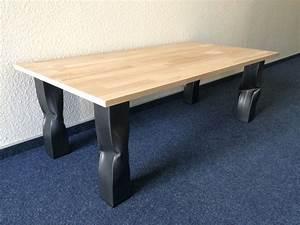 Tischgestell Holz Selber Bauen : tischbeine design ~ Watch28wear.com Haus und Dekorationen