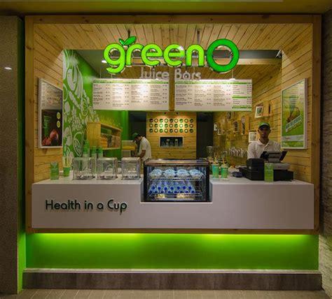 juice barshop design    concept  green
