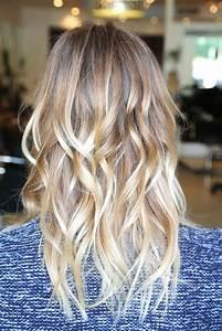 Ombré Hair Blond Foncé : light blonde ombr hair beauty pinterest blonde ombre hair my hair and blonde hair ~ Nature-et-papiers.com Idées de Décoration