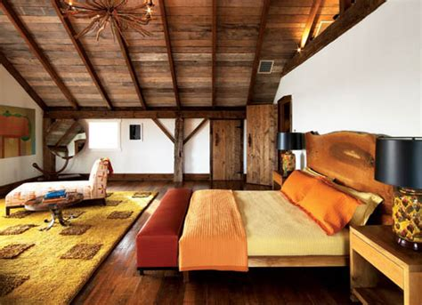 12 Wooden Interior Design Ideas 2011