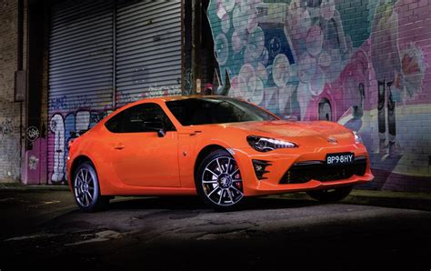Toyota 86 Performance Pack Edition On Sale In Australia