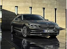 BMW 7 Series Loaded with Advanced Technologies