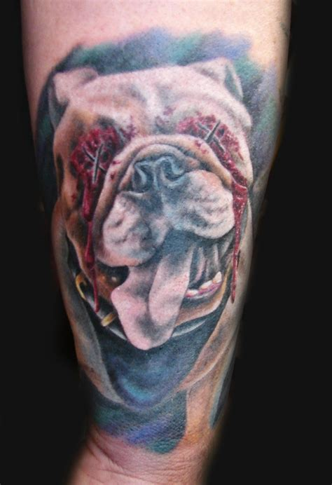 bulldog tattoos designs ideas  meaning tattoos