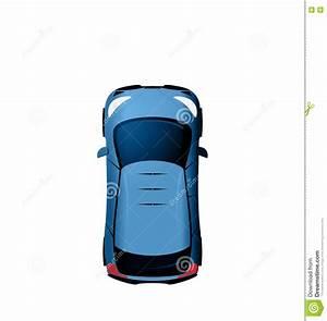 Voiture Vu De Haut : vue de voiture d 39 en haut v hicule sur le fond blanc illustration de vecteur illustration du ~ Medecine-chirurgie-esthetiques.com Avis de Voitures