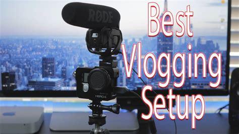 great vlogging setup gopro hero black doovi
