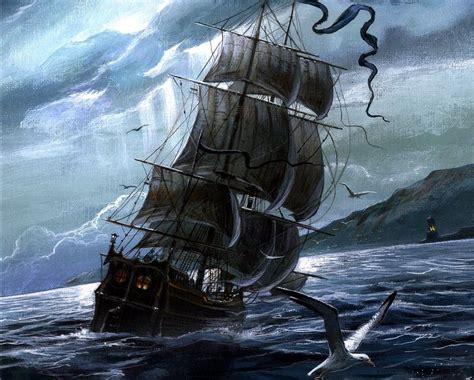 Comicsodissey Blood Thirsty Pirates Barcos Veleros
