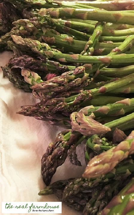 freezing asparagus with oven walter lott